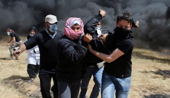 İki Filistinli daha öldürüldü!