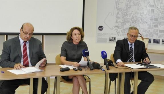 İngiltere'den, Kayıp Şahıslar Komitesi'ne 7 bin Sterlinlik bağış