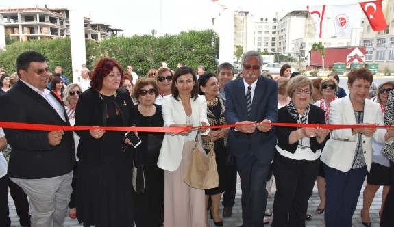 Kadınlar Birliği, Girne şubesi açıldı