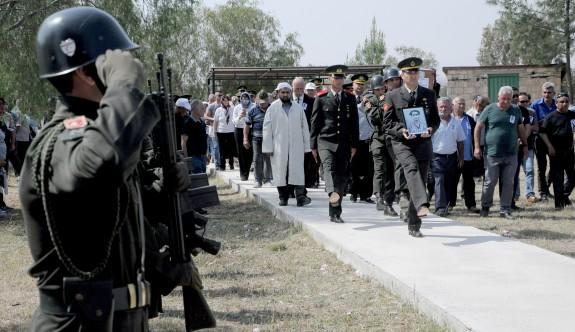 Kayıp şehit Ahmet Derviş, Çınarlı mezarlığına defnedildi