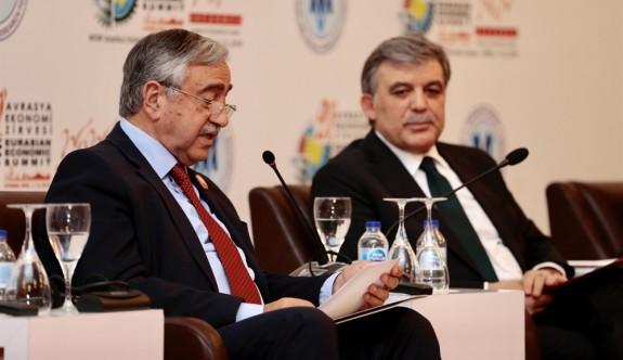 """""""Kıbrıs sorununun çözümü için eşitlikçi bir vizyon ortaklığına ihtiyaç var"""""""