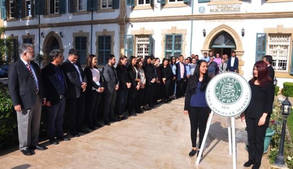 Kıbrıs Vakıflar İdaresi'nin kuruluş yıldönümü kutlanıyor