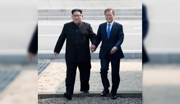 Kore yarım adasında tarihi gün