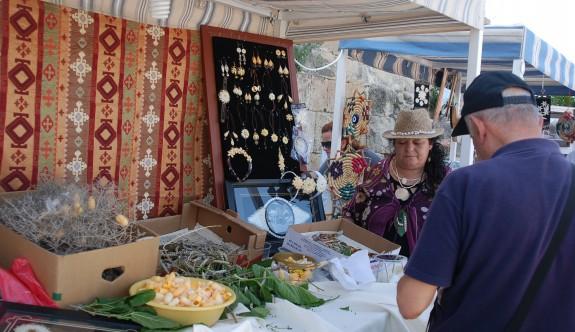 Koza yetiştiricileri ve üreticileri Girne'de buluşuyor
