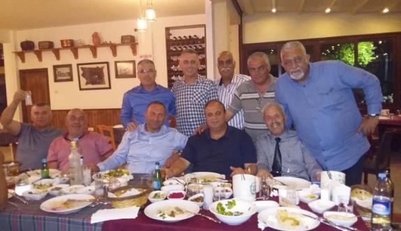KTFF yönetimi, saha komiserleri ve gözlemcilerle bir araya geldi