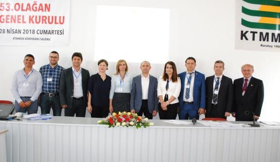 KTMMOB Başkanlığı'na Seran Aysal seçildi