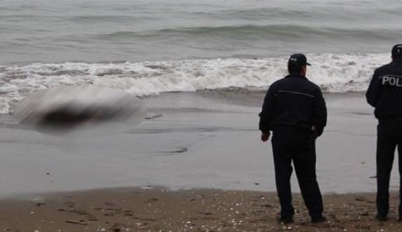 Küçükerenköy sahilinde erkek cesedi bulundu.