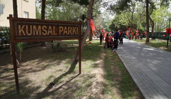 Lefkoşa Kumsal Park'ta çocuk festivali düzenlendi