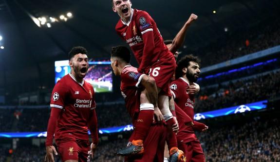 Liverpool, City'e şans tanımadı
