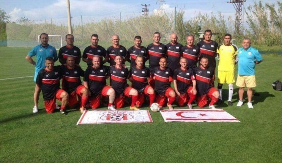 Maraş masterleri Antalya Cup'ta yer alacak