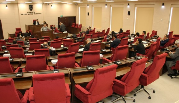 Meclisin gündemi yoğun