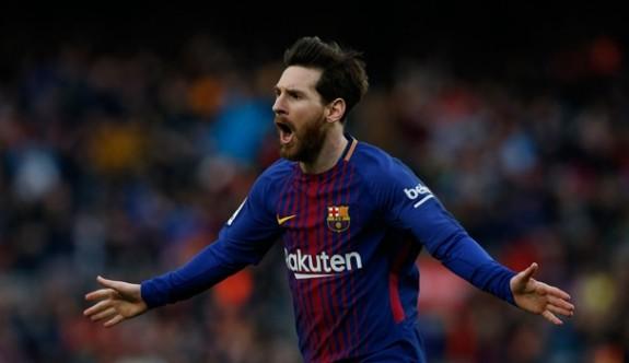 Messi, adının telif hakkını aldı