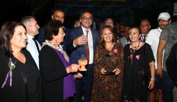 Mormenekşe, Enginar Festivali'yle renklendi