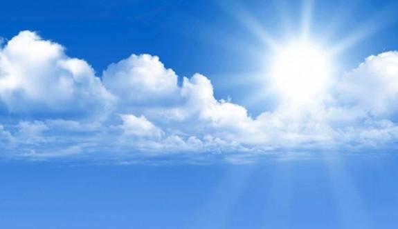 Önümüzdeki hafta hava parçalı bulutlu