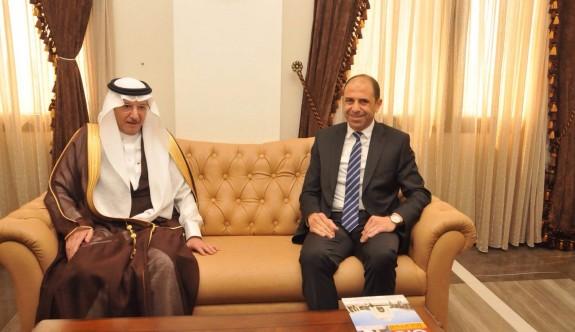 Özersay'dan İslam İşbirliği Teşkilatı'yla  üst düzey temaslar