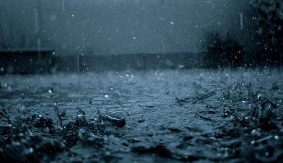 Pazardan itibaren üç gün yağmur bekleniyor