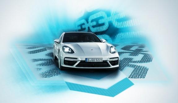 Porsche'den blockchain teknolojisi