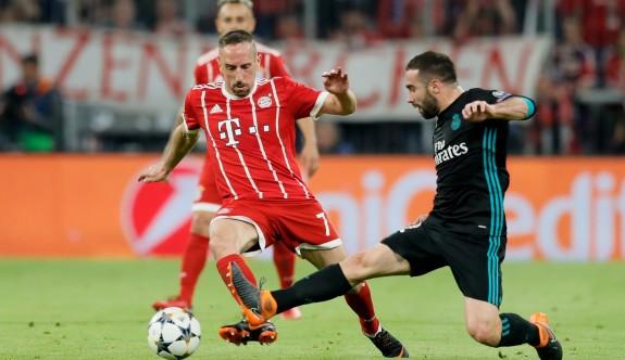 Real, Bayern'i evinde devirdi