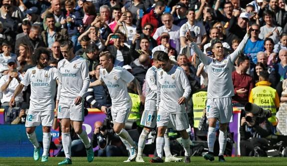 Real Madrid tarih yazma noktasında