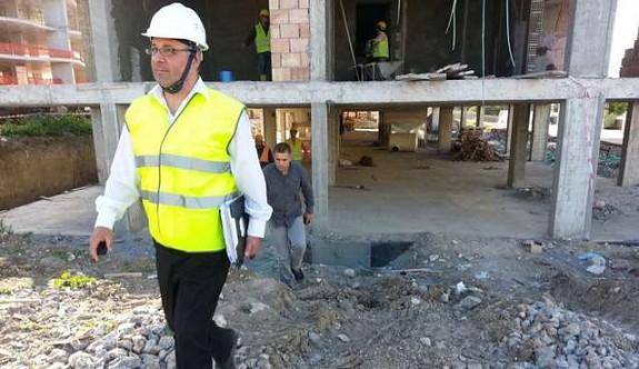 Son iki ayda 90 inşaat kapatıldı