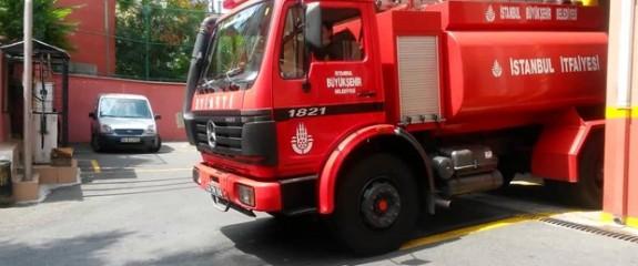SON DAKİKA: Sultan Ahmet'de yangın