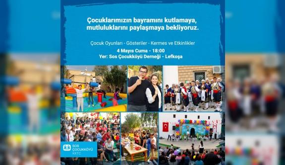 SOS Çocuk Köyü'nden 23 Nisan etkinliği
