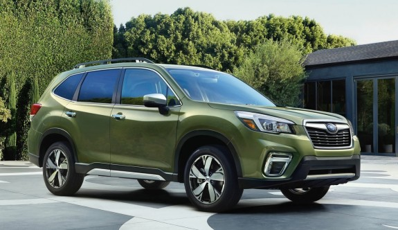Subaru Forseter baştan başa yenilendi