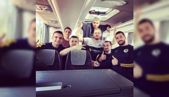 Takımımız Kayseri'den galibiyetle döndü