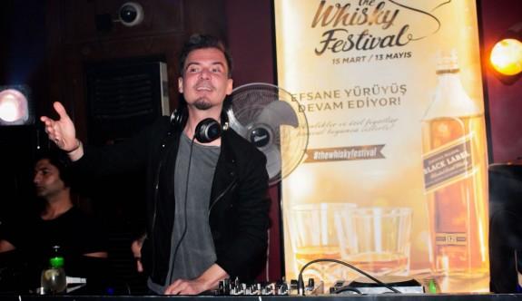 The Whisky Festival heyecanı Erdem Kınay'la sürdü