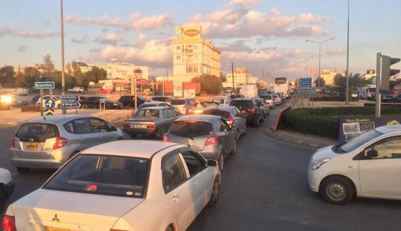 Trafikte 42 bin araç ruhsatsız