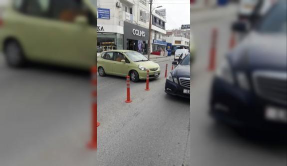 Trafikte şehir voyvodalarına dikkat