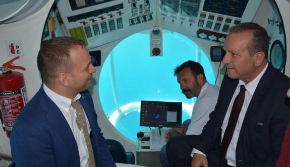 Turizme denizaltı dopingi