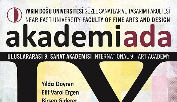 Uluslararası sanat akademisi sergisi yarın