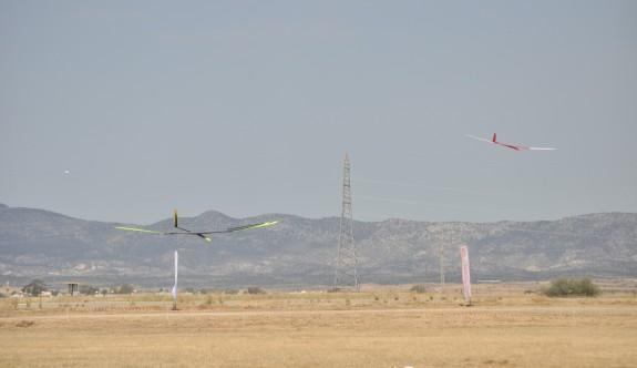 Uluslararası Model Uçak Yarışması başladı