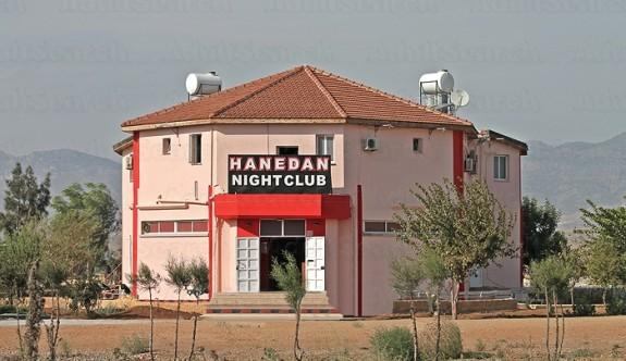 Vakıf malına gece kulübü