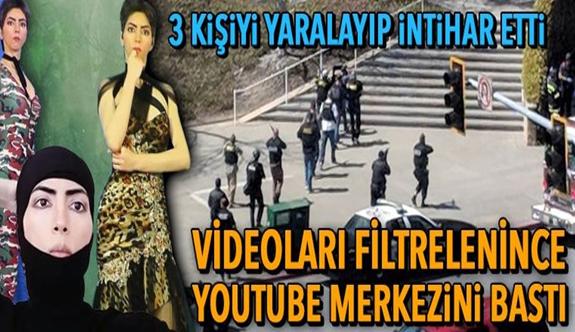 Videoları engellenen kadın YouTube merkezini kana buladı