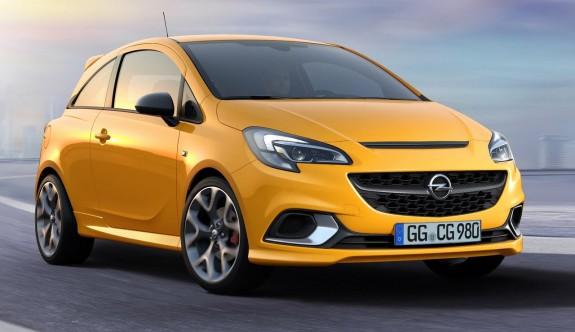 Yeni Kasa Opel Corsa GSi geliyor