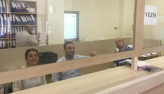Zeki Çeler, Girne Sosyal Sigortalar kurumu çalışanlarını şok etti
