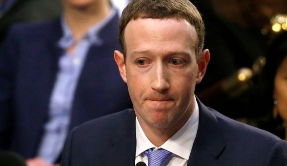 """Zuckerberg, ifade verdi: """"Özür dilerim"""""""