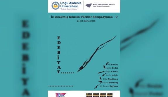9. İz Bırakmış Kıbrıslı Türkler Sempozyumu düzenliyor