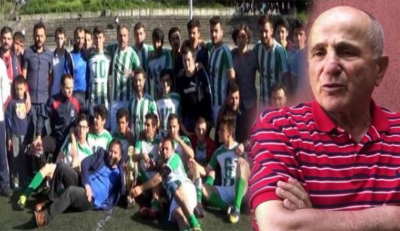 Başkan, finale bir saat kala futbolcuları takımdan kovdu