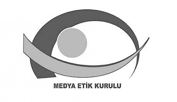 Bir gazeteye kınama, bir TV ile internet sitesine uyarı
