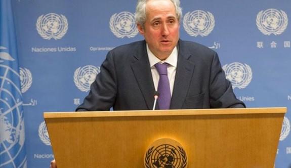 BM, Kıbrıs'ta tarafların tutumlarını belirlemesini bekliyor