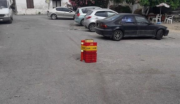 Böyle önlem ancak Kıbrıs'ta olur