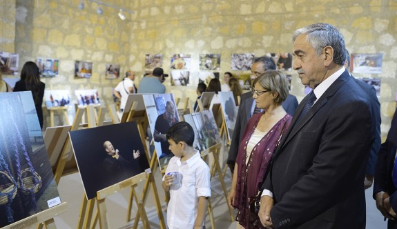 """""""Çocuk Gözüyle Kıbrıs'ta Meslekler"""" fotoğraflandı"""