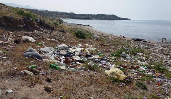 Çöplükler yetmedi, sahillerimizi mi kirletmeye sıra geldi?