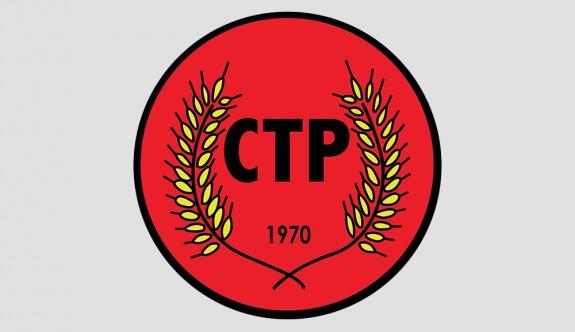 CTP'den liderlere, görüşmeye başlayın çağrısı