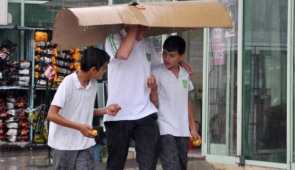 Cuma ve Cumartesi yağmur bekleniyor