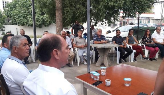 """""""Değirmenlik Belediyesi'ni çağdaş belediyecilik anlayışıyla ileriye taşıyacağız"""""""