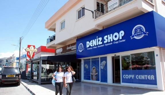 Deniz Plaza Göçmenköy Şubesi hizmete açıldı